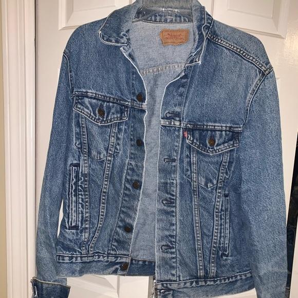 Vintage 1980's Levi's Denim Jacket